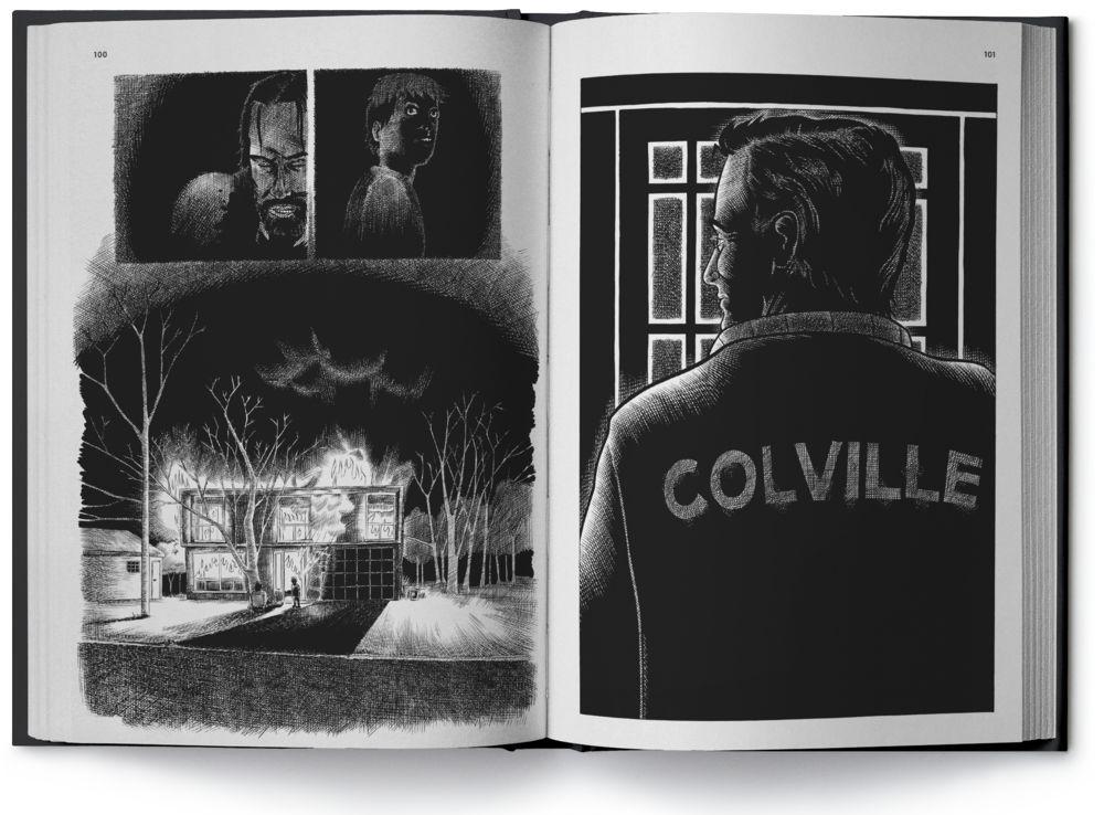 1e page interne de Colville