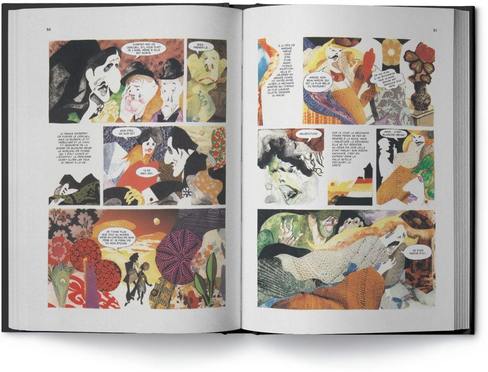 Page interne de Qui a peur des contes de fées ?