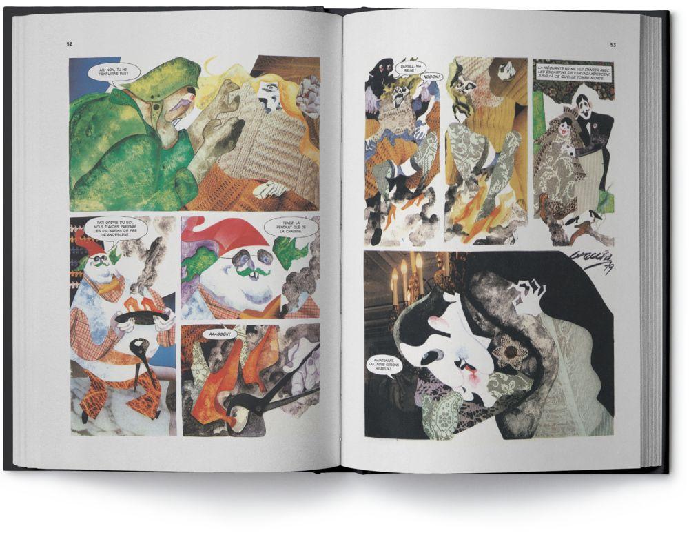 3e page de Qui a peur des contes de fée ?