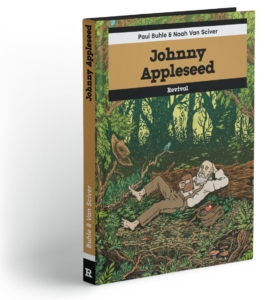 """Couverture de """"Johnny Appleseed"""""""
