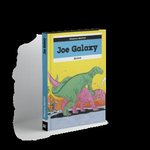 "Couverture de l'intégrale ""Joe Galaxy"" de Massimo Mattioli"